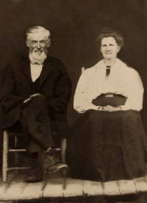 William James Love and second wife