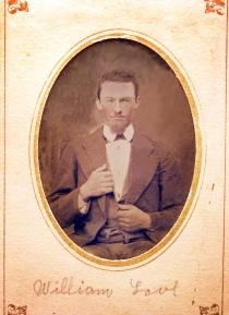 William James Love
