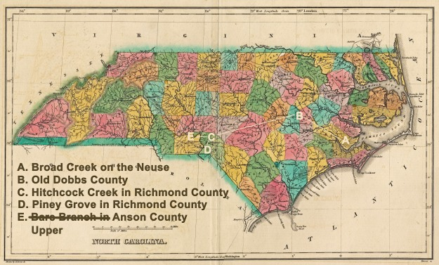 ALL IN A NAME (Pt. 2) | They Lived Along a Rocky River Map Of Anson County Nc on map of gastonia nc, map of salisbury nc, map of granite quarry nc, map of high point nc, map of albemarle nc, map of new bern nc, map of pittsboro nc, map of concord nc, map of indian trail nc, map of hillsborough nc, map of monroe nc, map of cary nc, map of lancaster county sc, map of north carolina, map of pineville nc, map of high rock lake nc, map of fayetteville nc, map of wesley chapel nc, map of maxton nc, map of lincolnton nc,