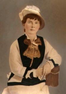 Frances Isabelle Hinson Love