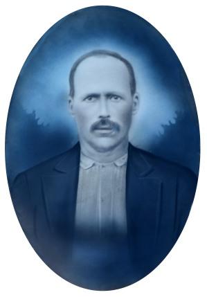 Hiram Alexander Burris, son of Joshua Allen and Mary Polly Whitley Burris.