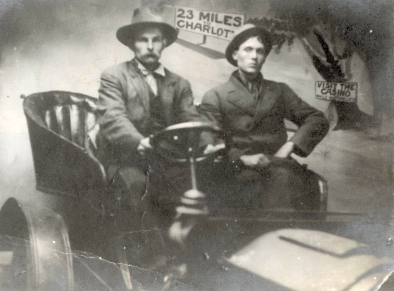 John Adam Burris and possibly his brother Noah