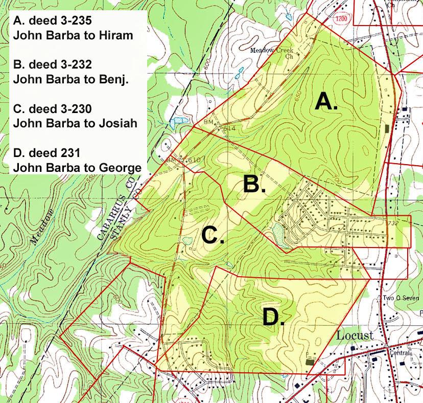 Frog Pond, NC, 1:24,000 quad, 1981, USGS